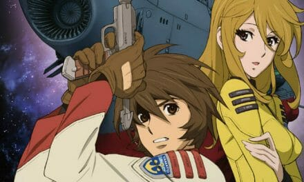 Funimation to Stream Star Blazers: Space Battleship Yamato 2199 Dub on 11/8/2017