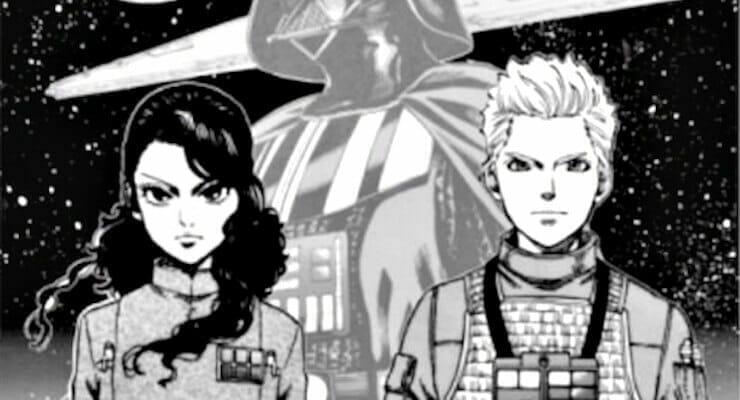 Yen Press Adds Star Wars: Lost Stars Manga
