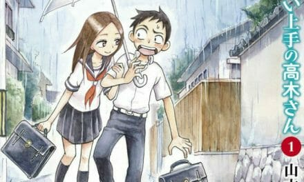Yen Press Licenses Teasing Master Takagi-san Manga