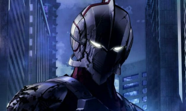 Ultraman Anime Previews Action Scenes In 97-Second Teaser Trailer