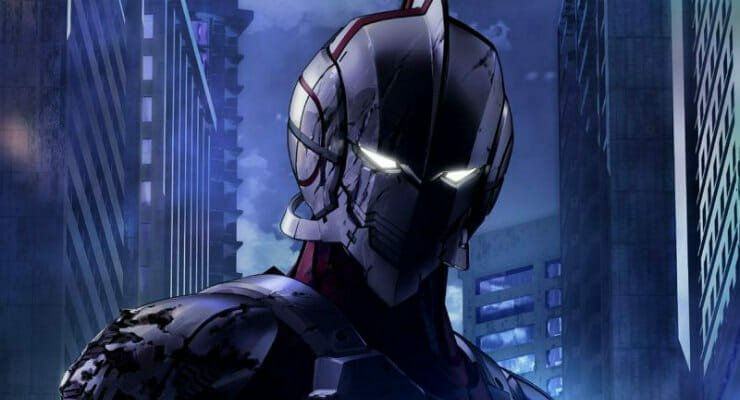 CGI Ultraman Anime Gets 9 Cast Members, 5 Mo-Cap Actors