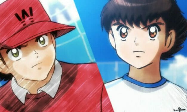 Captain Tsubasa Dub Launches on Primo TV on 8/4/2018