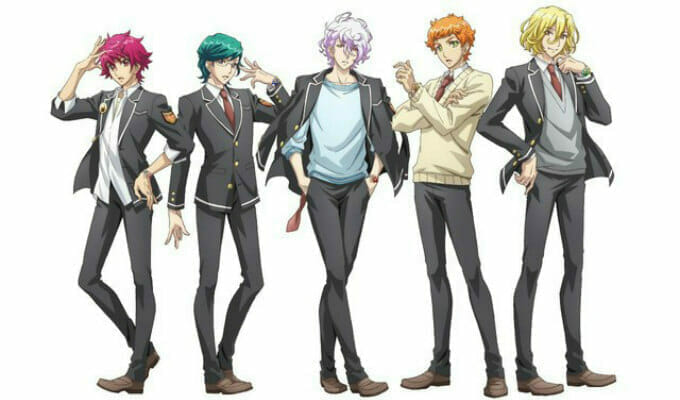 """Cute High Earth Defense Club"" Franchise Gets New Anime"