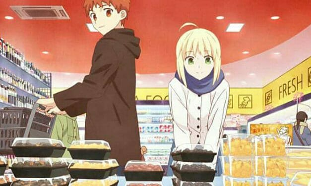 """Today's Menu For Emiya Family"" Gets Nintendo Switch Game"
