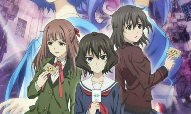 "Crunchyroll Adds ""Lostorage conflated WIXOSS"", 4 more to Spring 2018 Simulcasts"
