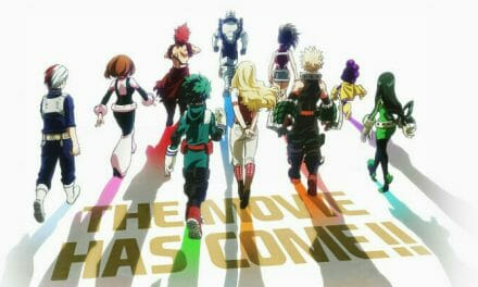 My Hero Academia: The Movie Gets First Key Visual