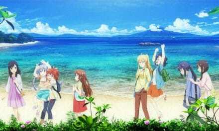 Non Non Biyori Vacation Movie Gets A New TV Spot