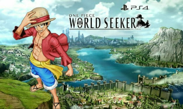 First One Piece: World Seeker Screens Hit the Web