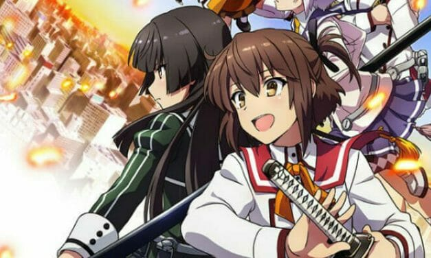 Toji no Miko Gets Third Teaser Trailer