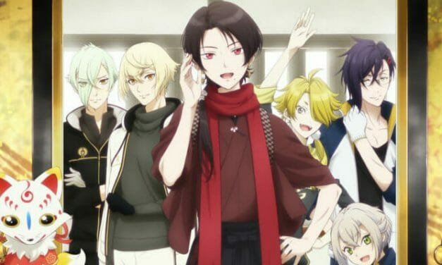 Funimation To Produce SimulDub for Touken Ranbu – Hanamaru 2