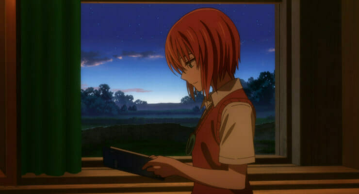The Herald Anime Club Meeting 53: The Ancient Magus' Bride, Episode 13