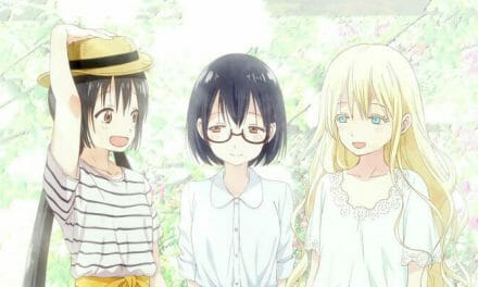 Asobi Asobase Anime Gets Updated Visual, Official Website