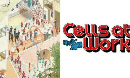 """Cells At Work!"" Anime Gets Character Visuals for Red & White Blood Cells"