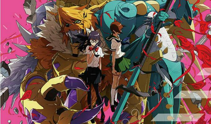 Fathom Events Streams English Dub Clips for Digimon Adventure tri.: Coexistence