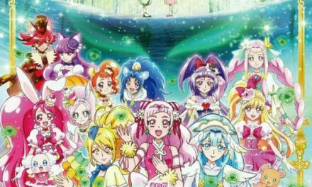 Trademark Filed For Star☆Twinkle Precure