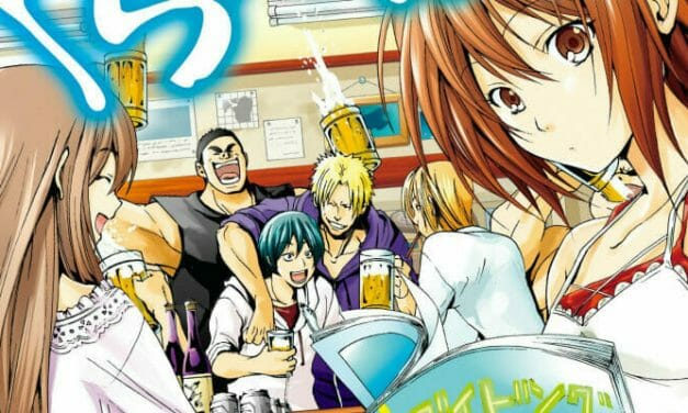 "AnimeJapan Expo Briefly Lists ""Grand Blue Dreaming"" Anime"
