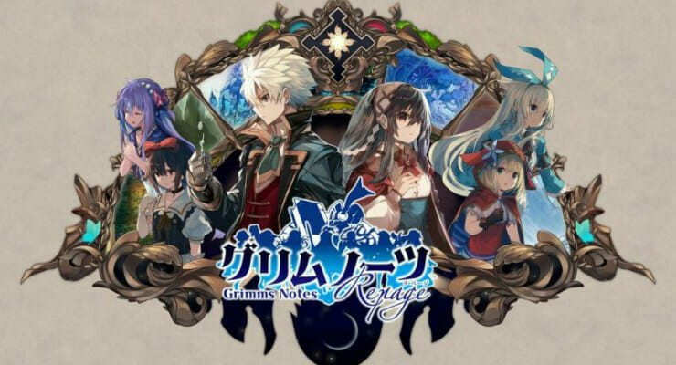 Crunchyroll Adds Grimms Notes, Mysteria Friends To Winter 2019 Simulcasts