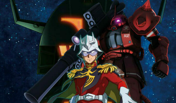 Crunchyroll to Stream Gundam The Origin: Advent of the Red Comet On 4/28/2019