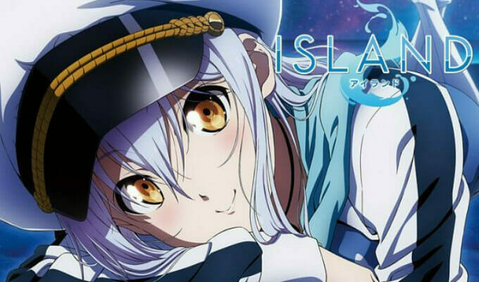 "Rie Murakawa Leaves ""Island"" Anime Series"