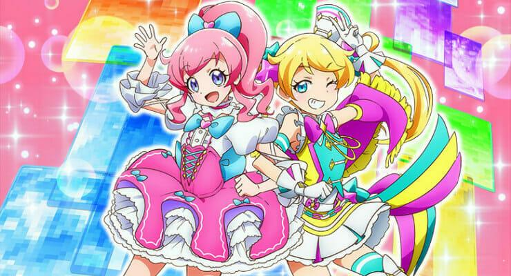 "New ""Pretty"" Anime Revealed as ""Kiratto Pri-chan""; First Cast, Crew & Visual Revealed"