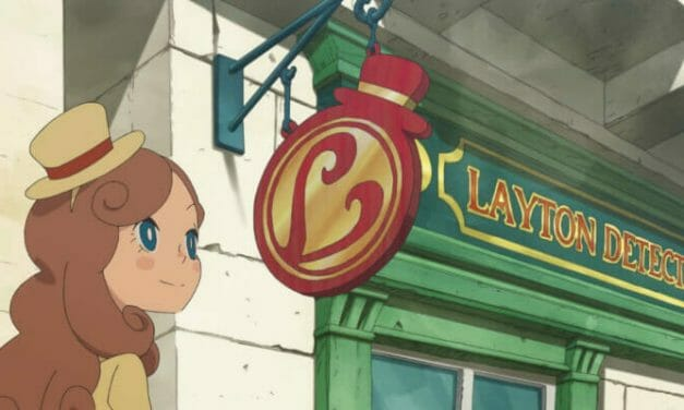 """Layton Mystery Detective Agency"" Anime Cast Adds 2 New Cast Members"