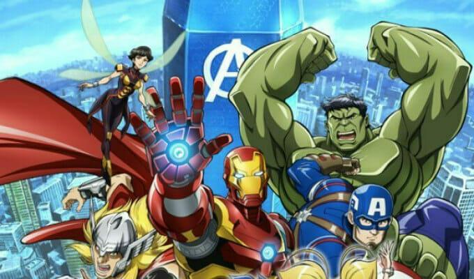 """Marvel Future Avengers"" Gets Second Season in Summer 2018"