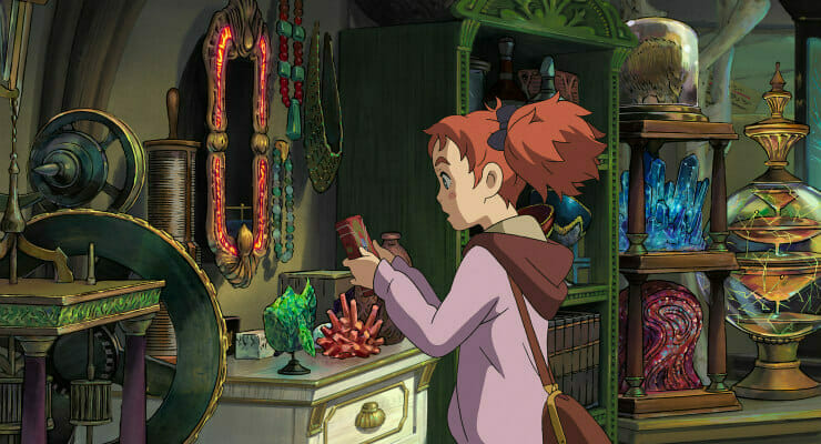 Mary and the Witch's Flower Gets Second Theatrical Run