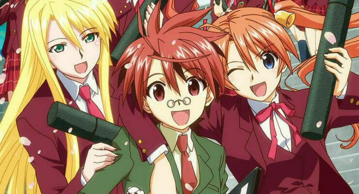 "Sentai Filmworks Adds ""Negima!"" & ""Negima!?"" Anime"