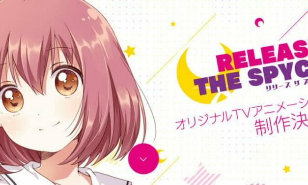 "HIDIVE Announces ""Release The Spyce"" Dub Cast"
