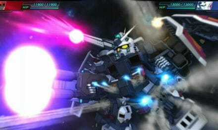 """SD Gundam G Generation Genesis"" Heads to Nintendo Switch on 4/26/2018"