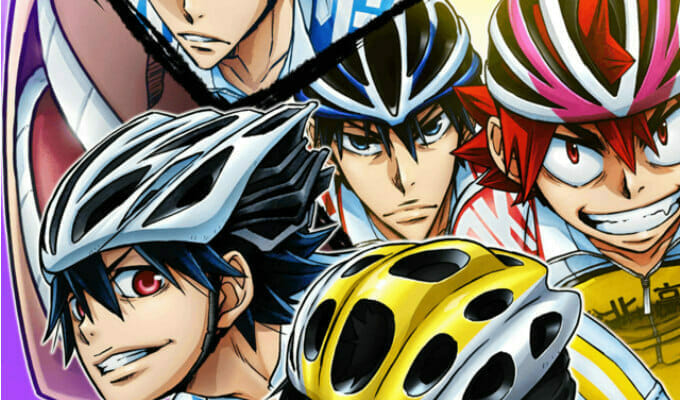 """Crunchyroll Adds """"Yowamushi Pedal: Glory Line"""", """"gdgd Men's Party"""" To Winter 2018 Simulcasts"""