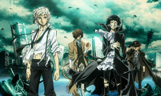 "Crunchyroll to Give ""Bungo Stray Dogs – DEAD APPLE -"" A Theatrical Run"