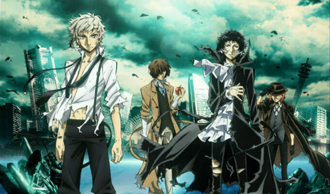 """Crunchyroll to Give """"Bungo Stray Dogs – DEAD APPLE -"""" A Theatrical Run"""