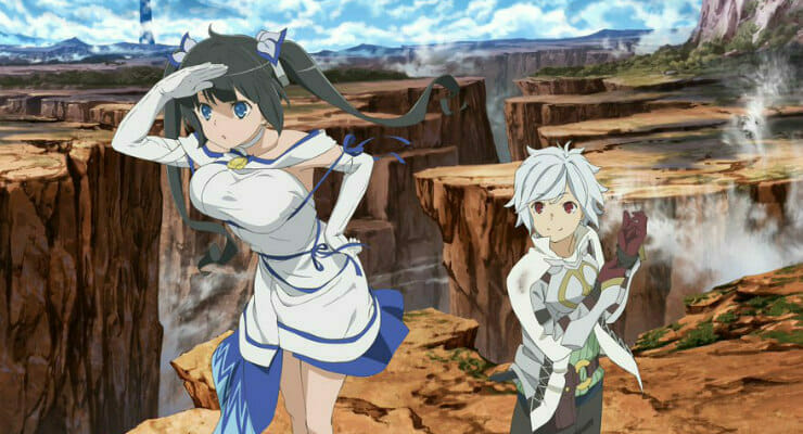 """DanMachi"" Anime Gets A Movie – ""Is It Wrong to Try to Pick Up Girls in a Dungeon?: Arrow of the Orion"""