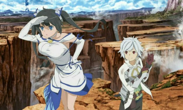 DanMachi OVA & Third Season Hit The Beach In New Trailer