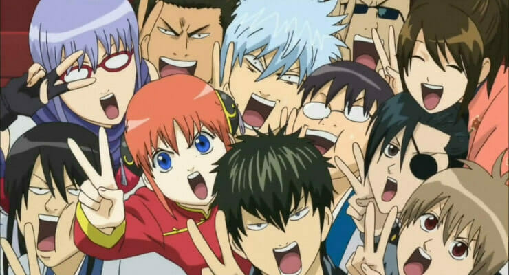 "Gintama ""Probably"" Getting New Anime Project"