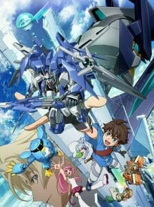 Gundam Build Divers Visual