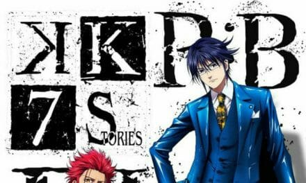 K: Seven Stories Films Make World Premiere at Anime Expo 2018