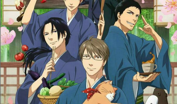 """Rokuhōdō Yotsuiro Biyori"" Anime's Opening Theme Song Announced"