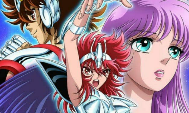 Saint Seiya: Saintia Sho Anime Adds Kenji Nojima, 3 More to Cast