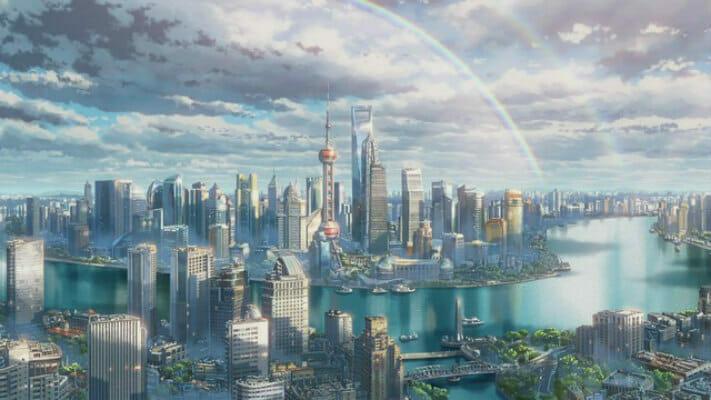 """Shikioriori"" Film Gets First Teaser Trailer"