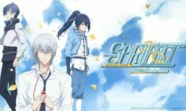 "Crunchyroll to Stream ""Spiritpact -Bond of the Underworld-"" Anime"