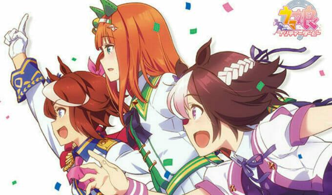 Uma Musume Pretty Derby Gets New Key Visual & Cast Members
