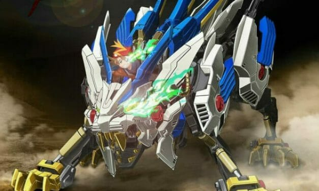 Zoids Wild Anime Adds A New Cast Member
