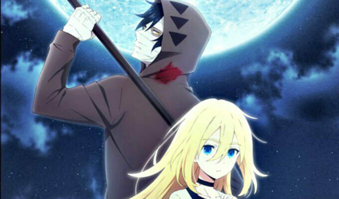 """""""Angels of Death"""" Anime Gets New Trailer, Visual, Cast, & Staffers"""