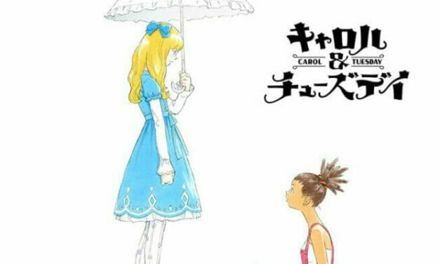 "Studio Bones Produces Original Anime TV Series ""Carol & Tuesday"""