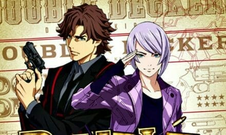 """Double Decker! Doug & Kirill"" is the New Tiger & Bunny Anime Project"