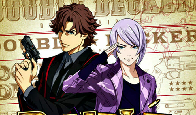 Double Decker! Anime Gets Two Trailers, New Cast Members
