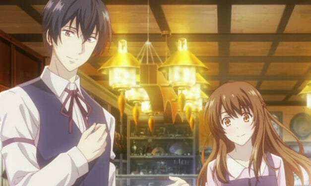 Kyōto Teramachi Sanjō no Holmes Anime Gets New Key Visual