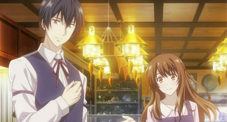 """Kyōto Teramachi Sanjō no Holmes"" Light Novels Get Anime TV Series"